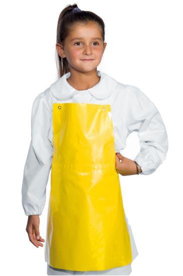 Baby apron - Isacco Yellow