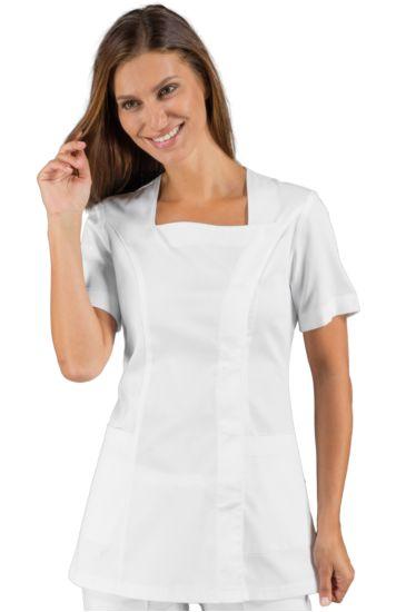 Aberdeen blouse - Isacco Bianco