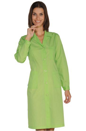 Camice Donna - Isacco Verde Mela