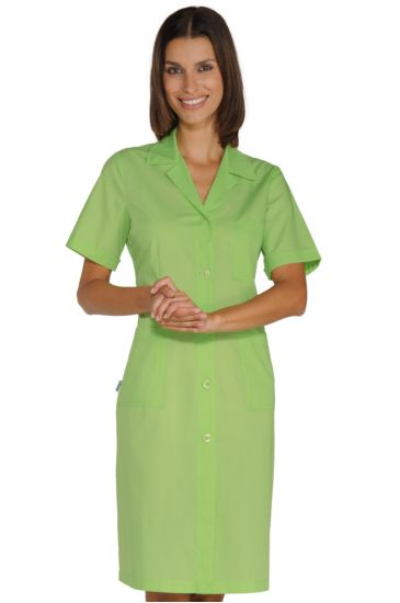 Woman gown - Isacco Apple Green