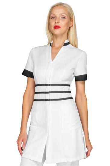 Cheyenne blouse - Isacco White+black