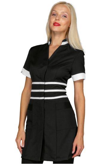 Cheyenne blouse - Isacco Black+white