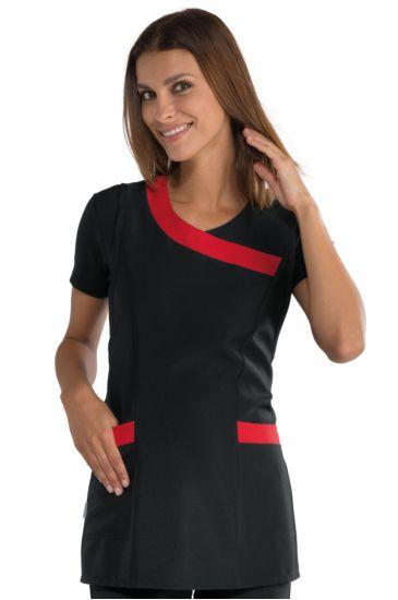 Malibu - Isacco Black+red