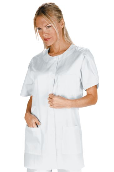 Alberville blouse - Isacco Bianco