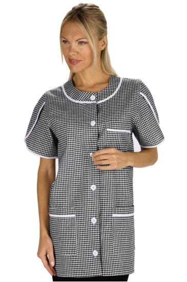 Alberville blouse - Isacco Houndstooth