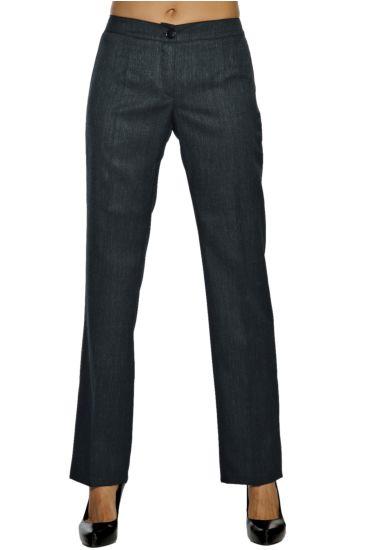 Pantalone Donna Trendy - Isacco Antracite
