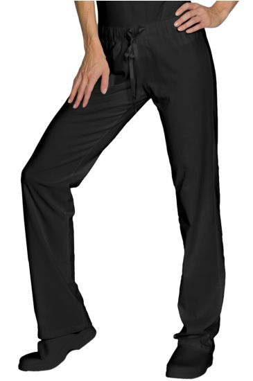 Jersey trousers - Isacco Nero