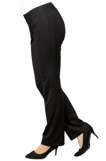 Milano Jersey trousers - Isacco Nero