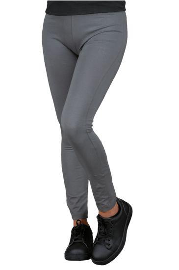 Long leggings - Isacco Grey