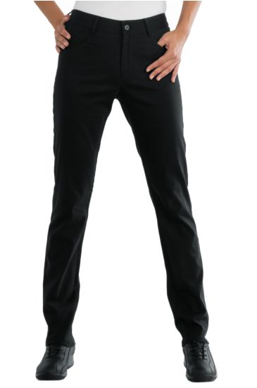 Pantalone Donna Margarita - Isacco Nero