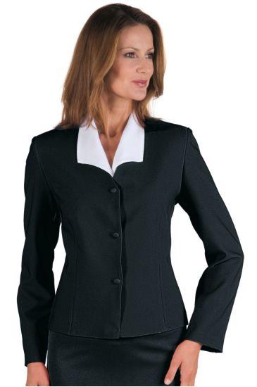 Deborah jacket - Isacco Nero