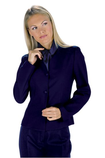 Deborah jacket - Isacco Blu