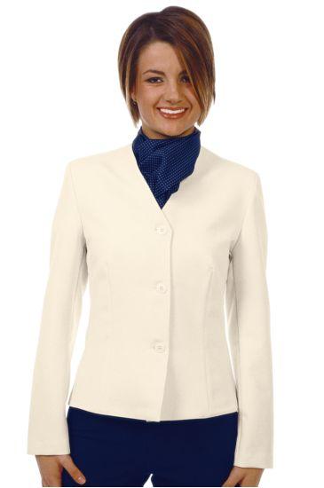 Deborah jacket - Isacco Cream