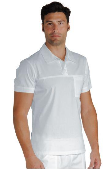 Polo Miami Stretch - Isacco Bianco