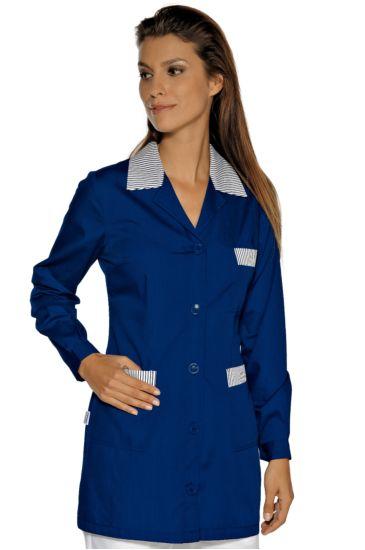 Casacca Marbella - Isacco Blu+riga Blu
