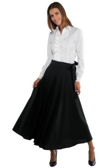 Broadway skirt - Isacco Nero