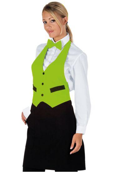 Garcon Unisex - Isacco Nero+verde Mela