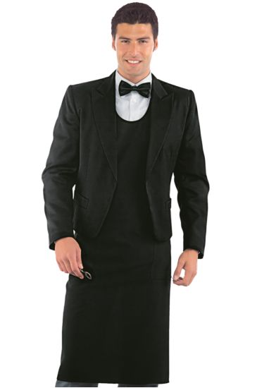 Man Sommelier Spencer with lining - Isacco Nero