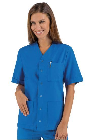 Zouz blouse - Isacco Medical Light Blue