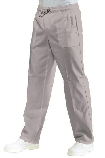 Pantalone con elastico - Isacco Grigio