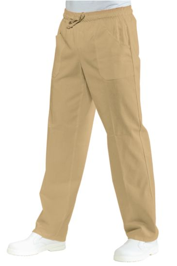Pantalone con elastico - Isacco Biscotto