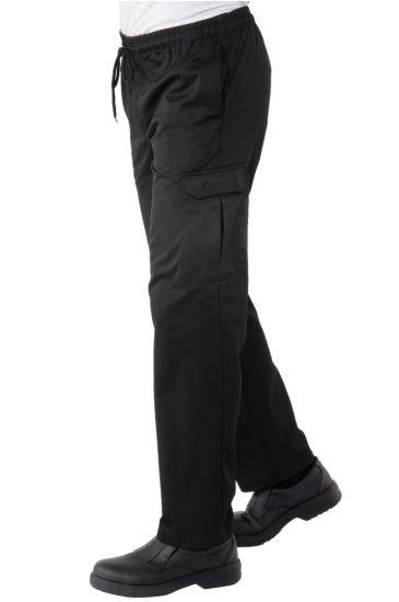 Chef trousers - Isacco Nero