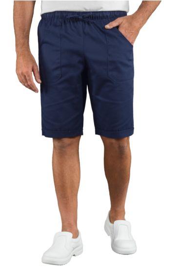 Short Pantalaccio with elastic - Isacco Blu