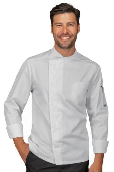 Giacca cuoco Bilbao - Isacco Bianco