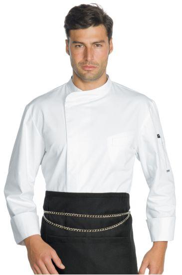 Giacca Cuoco Pretoria - Isacco Bianco