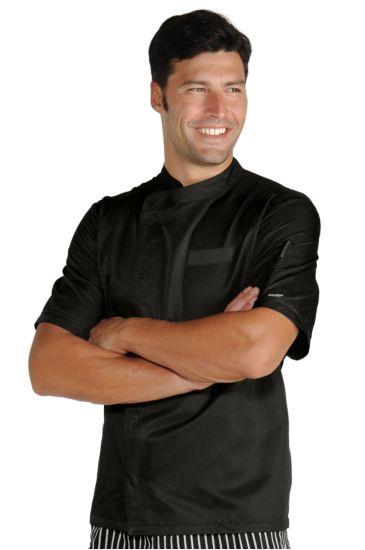 Giacca Cuoco Pretoria - Isacco Nero