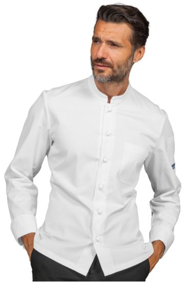 Koen chef jacket - Isacco Bianco