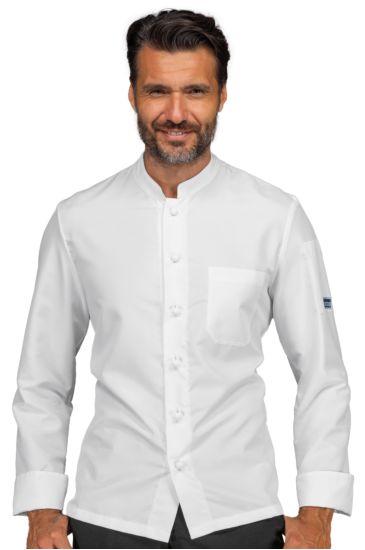 Giacca cuoco Koen - Isacco Bianco