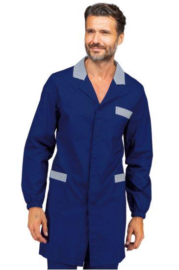 Camice Toronto - Isacco Blu+riga Blu