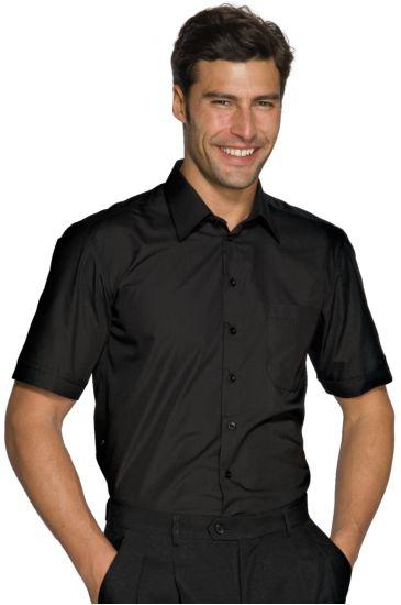 Camicia Uomo Cartagena - Isacco Nero