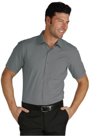 Camicia Uomo Cartagena - Isacco Grigio
