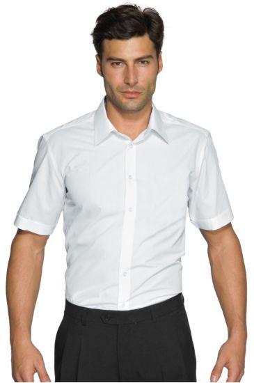 Camicia Uomo Cartagena - Isacco Bianco
