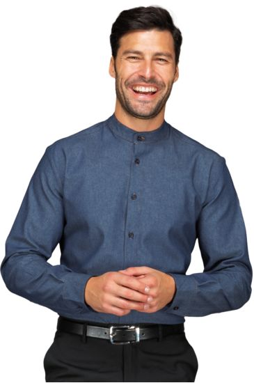 Camicia Unisex Detroit Stretch - Isacco Jeans