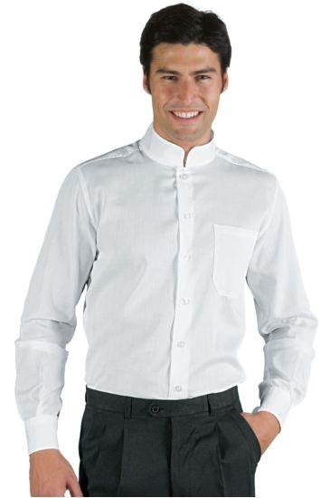 Dublino unisex shirt - Isacco Bianco