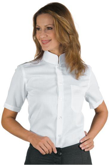 Camicia Unisex Dublino - Isacco Bianco