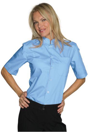 Dublino unisex shirt - Isacco Light Blue