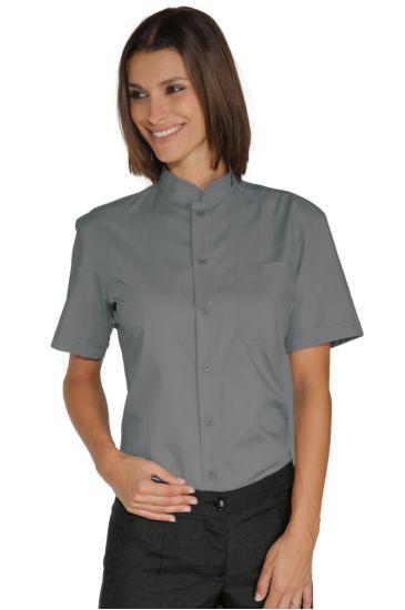Dublino unisex shirt - Isacco Grey