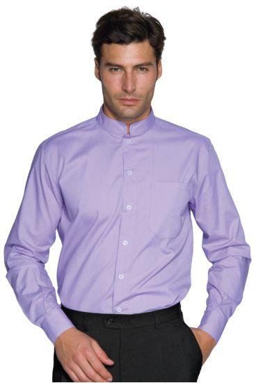 Dublino unisex shirt - Isacco Lilac