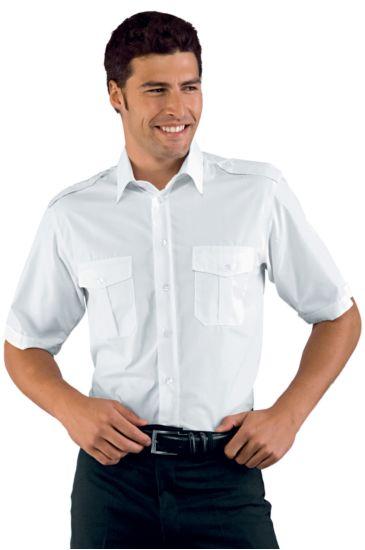 Camicia Pilota - Isacco Bianco