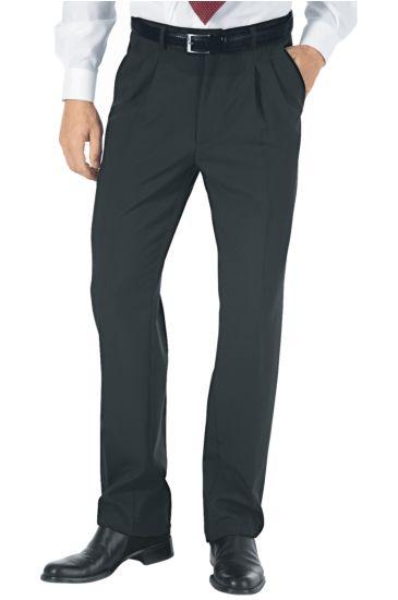Pantalone Uomo 2 Pinces - Isacco Antracite