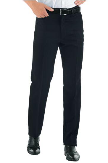 Pantalone Uomo Carrettera - Isacco Nero
