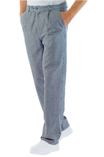Chef trousers - Isacco Houndstooth