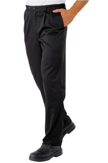 Job trousers - Isacco Nero