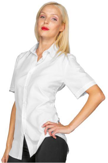 Camicia Unisex Nevada Light - Isacco Bianco