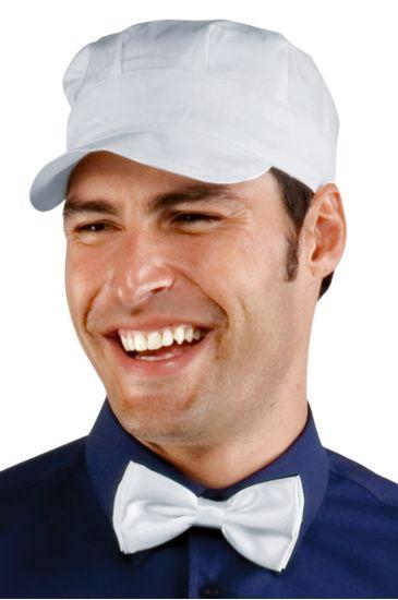 Cappello Sam - Isacco Bianco