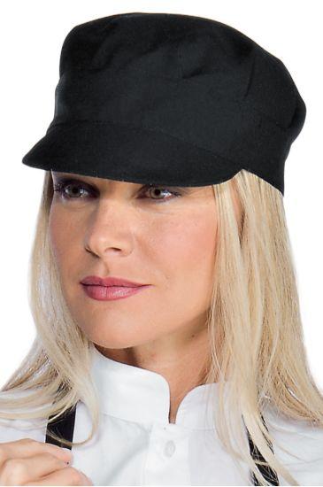 Cappello Sam - Isacco Nero